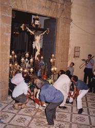 Fiestas Patronales en Honor de Sant Joan y el Crist de la Salut