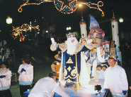 Reyes Magos (Three Wise Men)