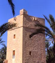 Turm Von 'Los Vaillos'