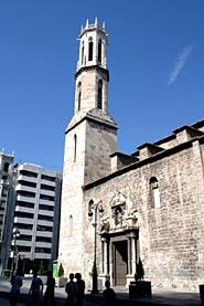 Église Paroissiale De Santa Catalina Et San Agustín