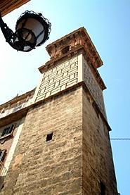 The Tower of San Bartolomé