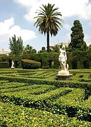 Parkanlage Jardines De Monforte