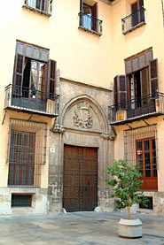 The Escrivà Mansion