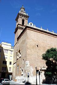 Église De San Juan De La Cruz(Saint Jean De La Croix) (Avants San Andrés/Saint André)