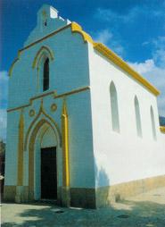 Shrine of the Santísimo Cristo del Remedio