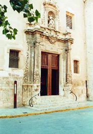Church Of Santa María