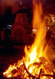 Festivities in Honour of San Antonio Abad and Santa Agueda