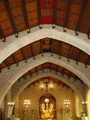 Wallfahrtskirche Der Preciosísima Sangre