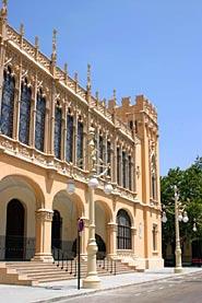 Stadtpalast Der Nationalausstellung