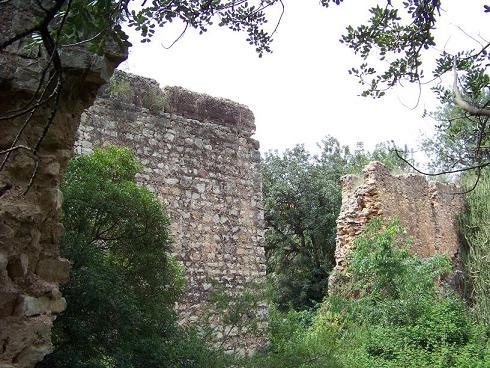 Red de acueductos época romana