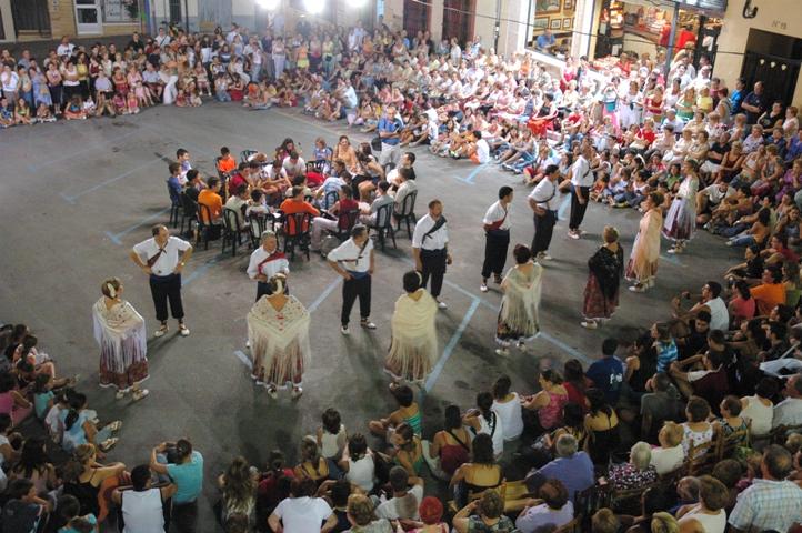Danzas de San Jaime