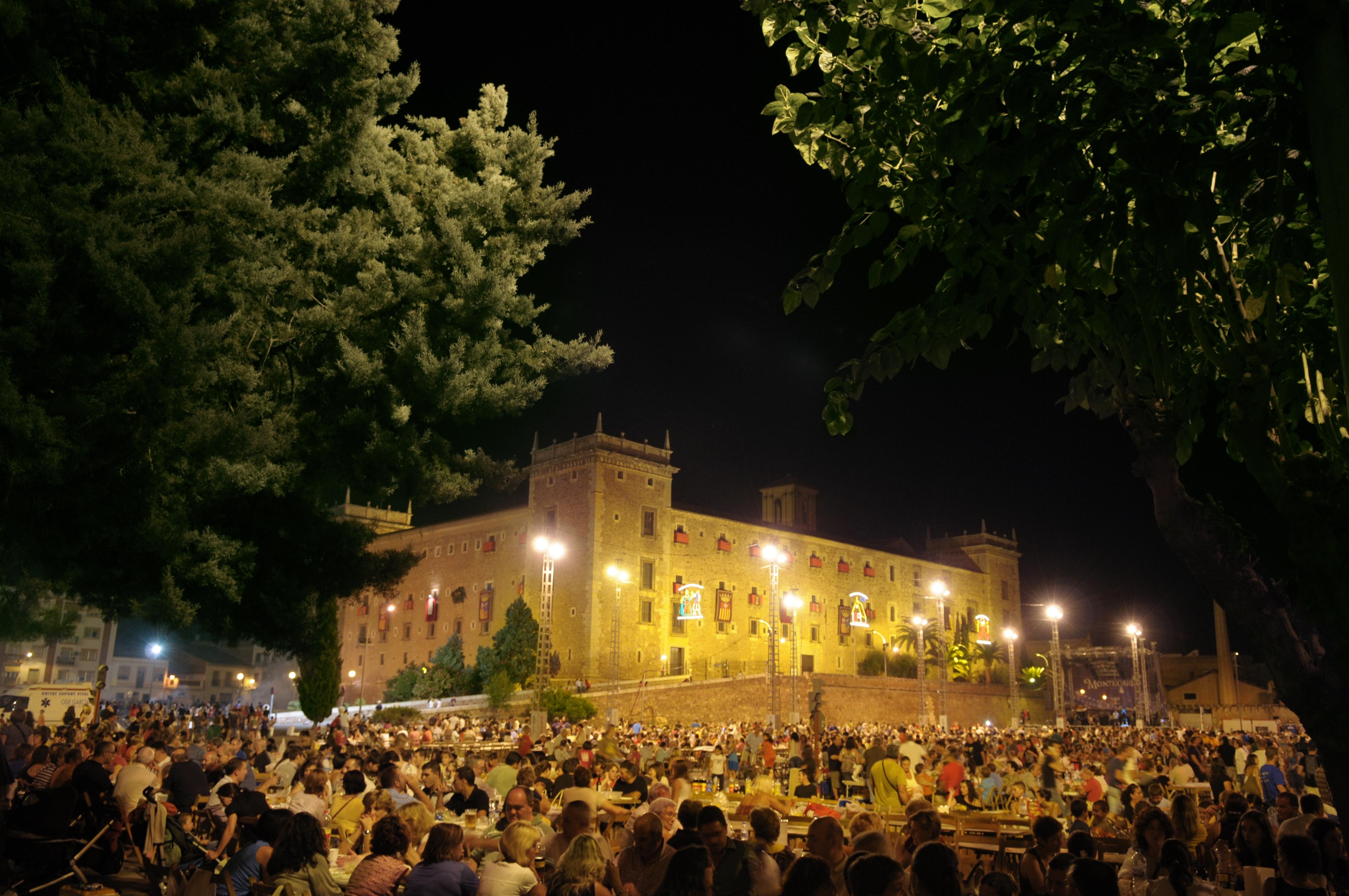 Fiestas de la Virgen del Puig de Santa Maria
