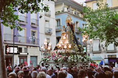 Fêtes de la Virgen del Remedio