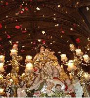 Fête de la Vierge del Remedio