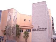 Placeta del Centro Cultural de la Villa de Onil