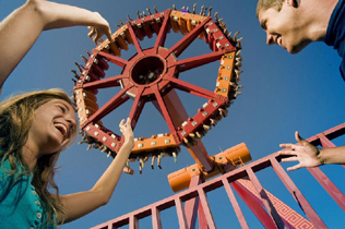 Terra Mítica theme park in Benidorm