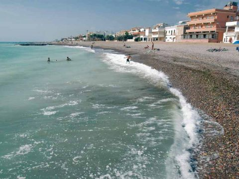 Plage Grao