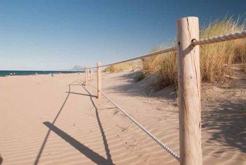 Playa de l'Aigua Blanca