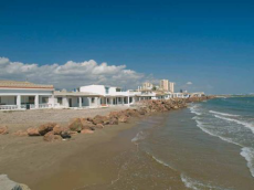 Playa Barrio de Pescadores