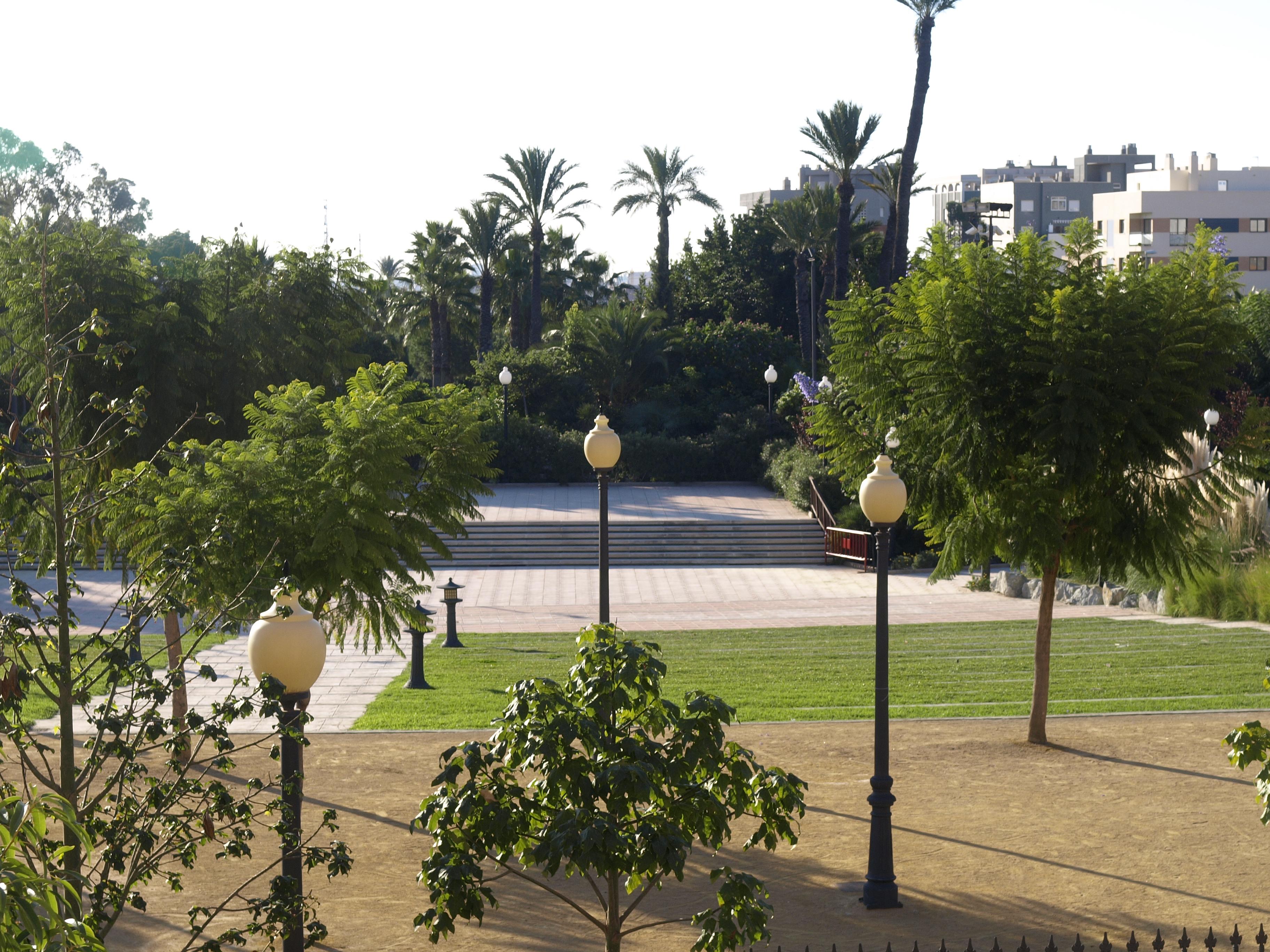 Parc Municipal El Canyar de les Portelles