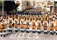 Moors & Christians in Castalla