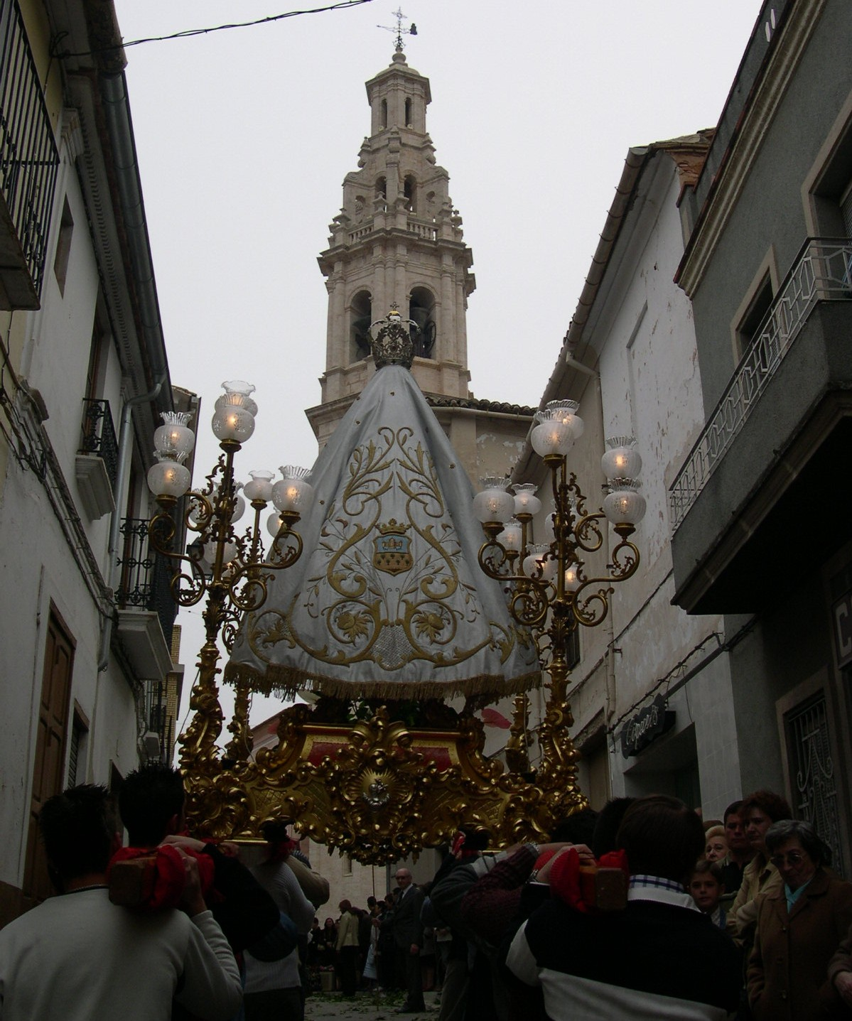 Fiestas de Semana Santa y de la Virgen de la Soledad Gloriosa