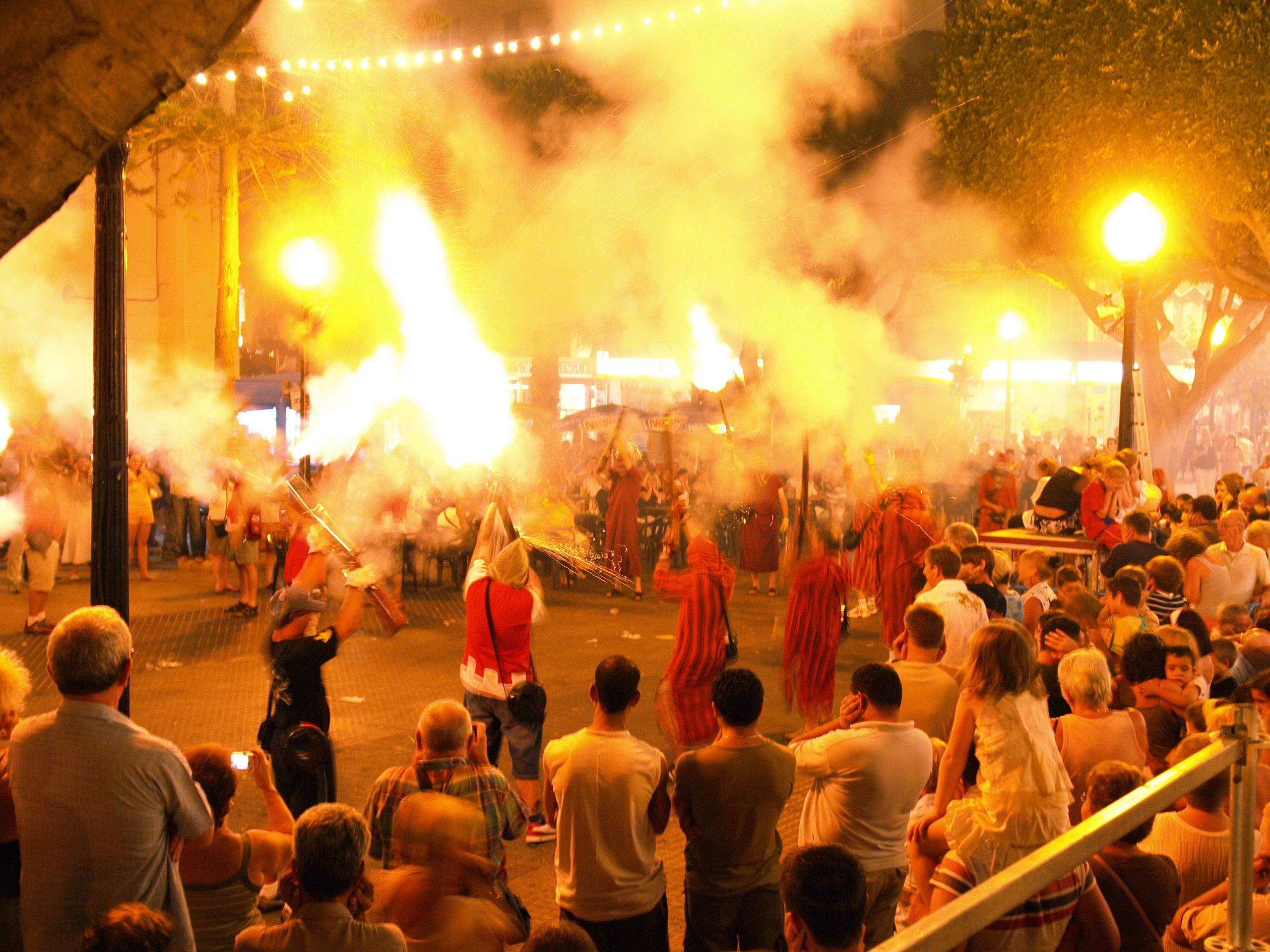 Feria y Fiestas de Moros y Cristianos en Almoradí