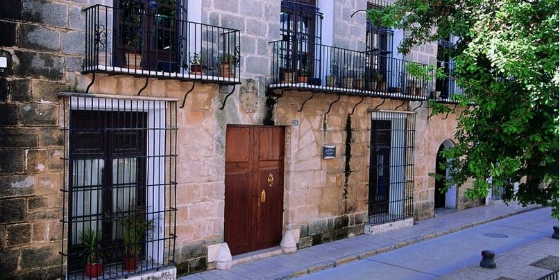Cases del Batlle. Bernat Capó Library