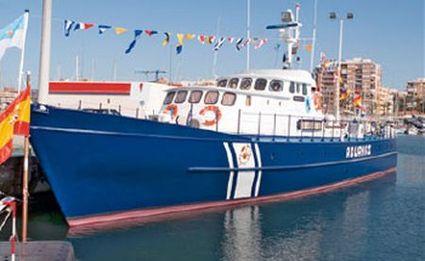 Patrol Boat Albatros