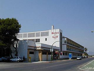 HOTEL DEL GOLF PLAYA