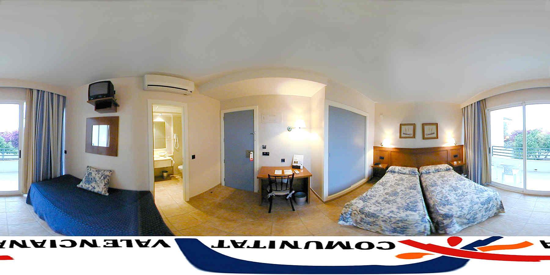 HOTEL-RESIDENCIA ABRIL