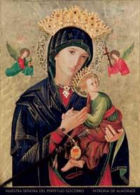 Fiestas Patronales de la Virgen del Perpetuo Socorro de Almoradí