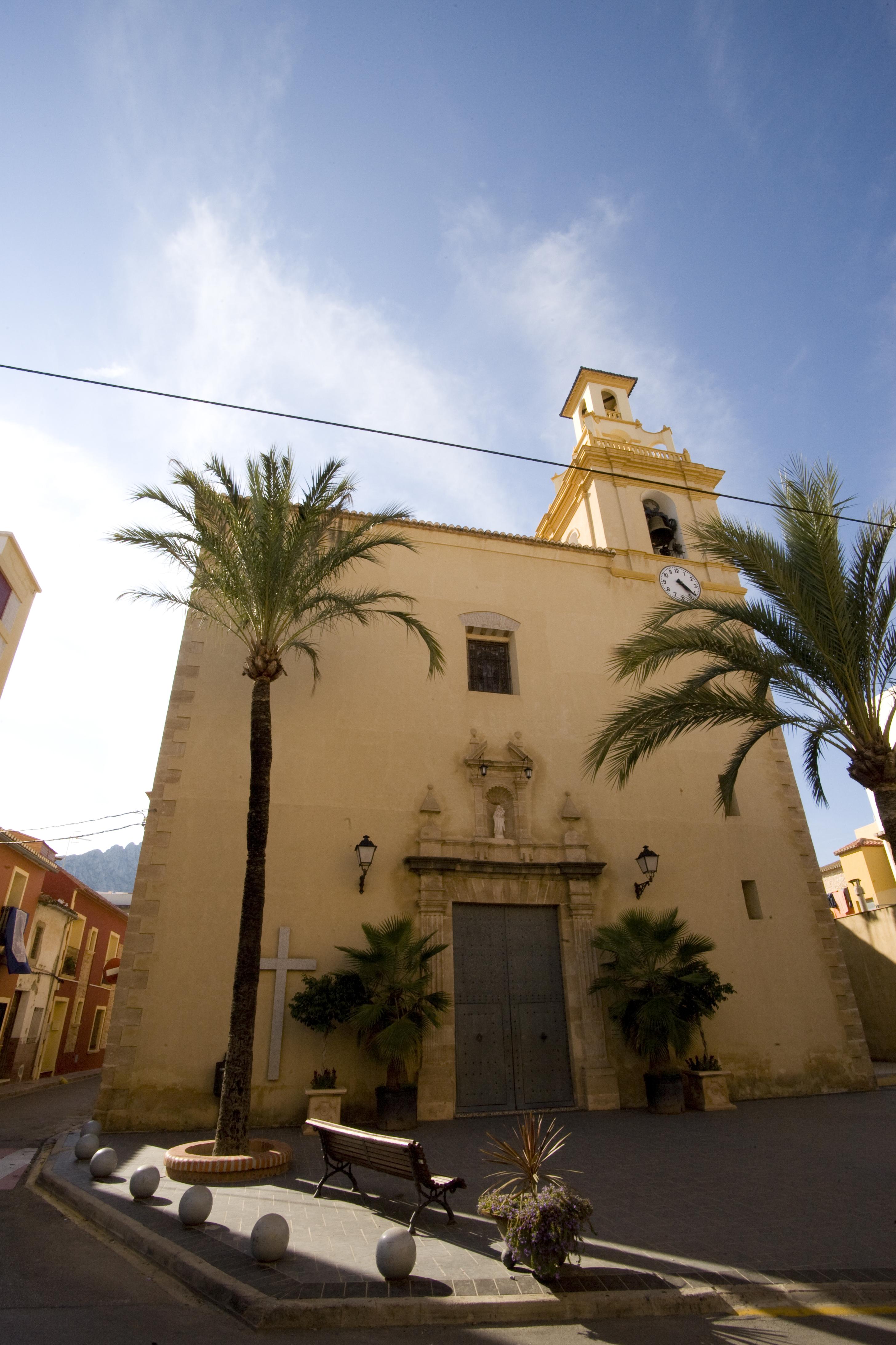 Iglesia Nostra Sra. Del Roser