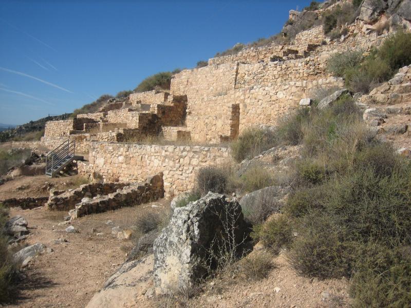 Edeta (Yacimiento ibérico del Tossal de Sant Miquel)