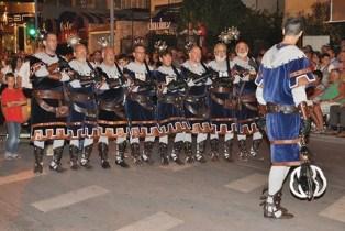 Fiestas de Moros y Cristianos en Benidorm