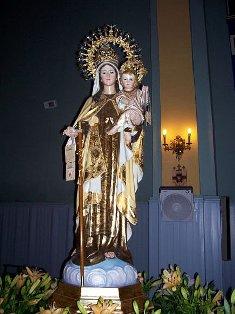 Festes Patronals de la Mare de Déu del Carme