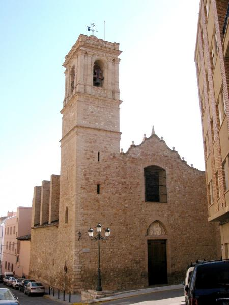 Church And Convent Of El Remedio