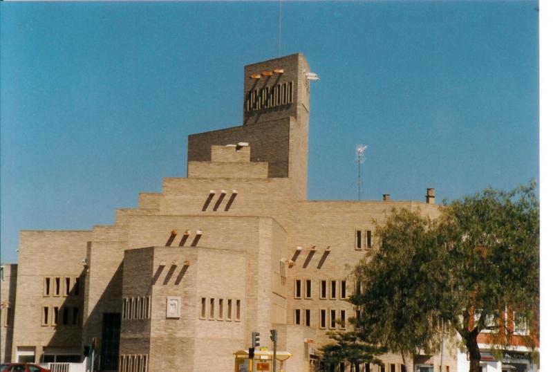 Iglesia de María Madre