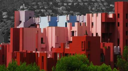 Buildings By Ricardo Bofill