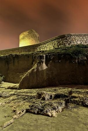 Molí Del Morelló Tower