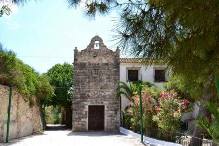 Ermita de San Juan de la cometa