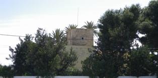Torre Cacholí
