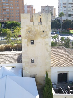 The Castillo Tower