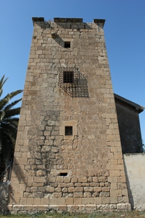 The Villa García Tower