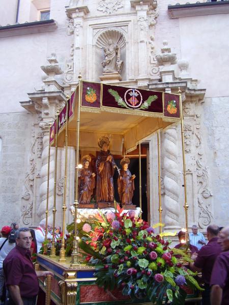 Festes de Sant Bernat a Alzira