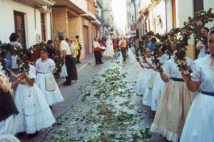 Festivity of the Corpus Christi