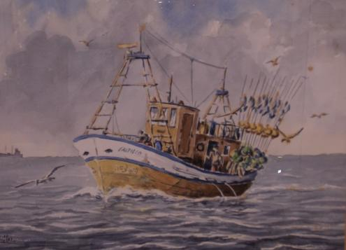 Centro cultural marítimo