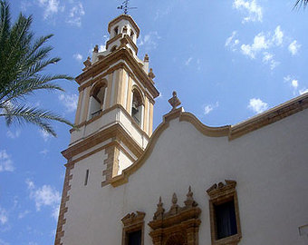 The Church of San Antonio