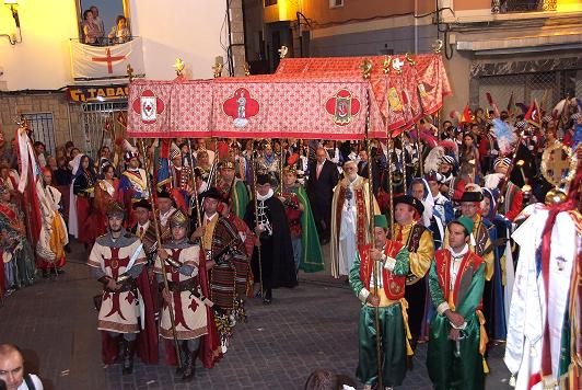 FIESTAS EN HONOR DE LA RELIQUIA DE SANT JORDI