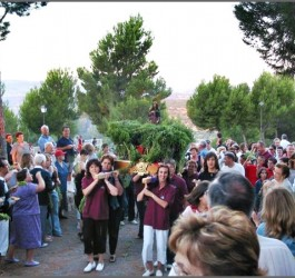 Festivities in honour of San Roque
